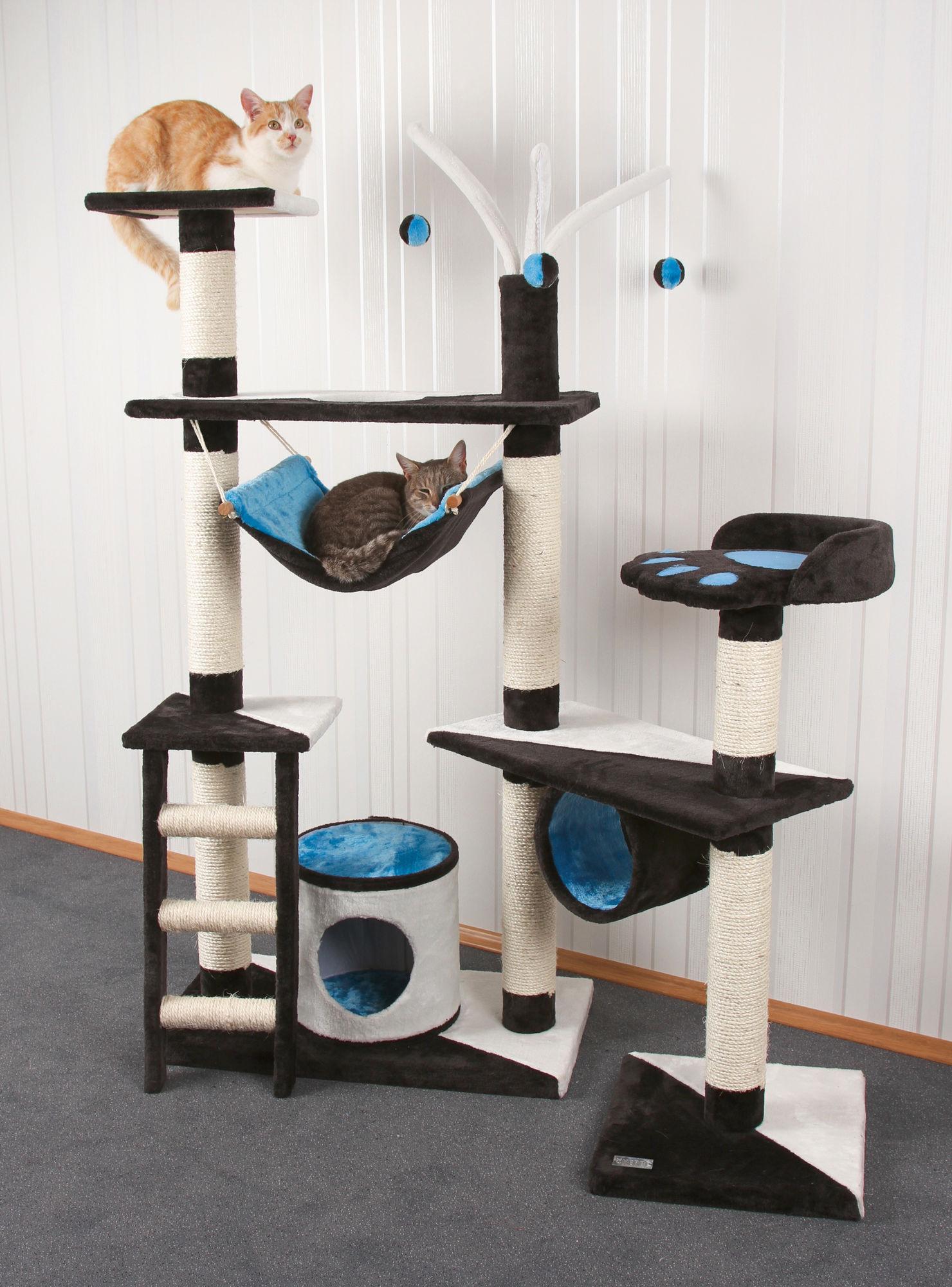 Ansamblu de joaca pentru pisici Kerbl Creativ