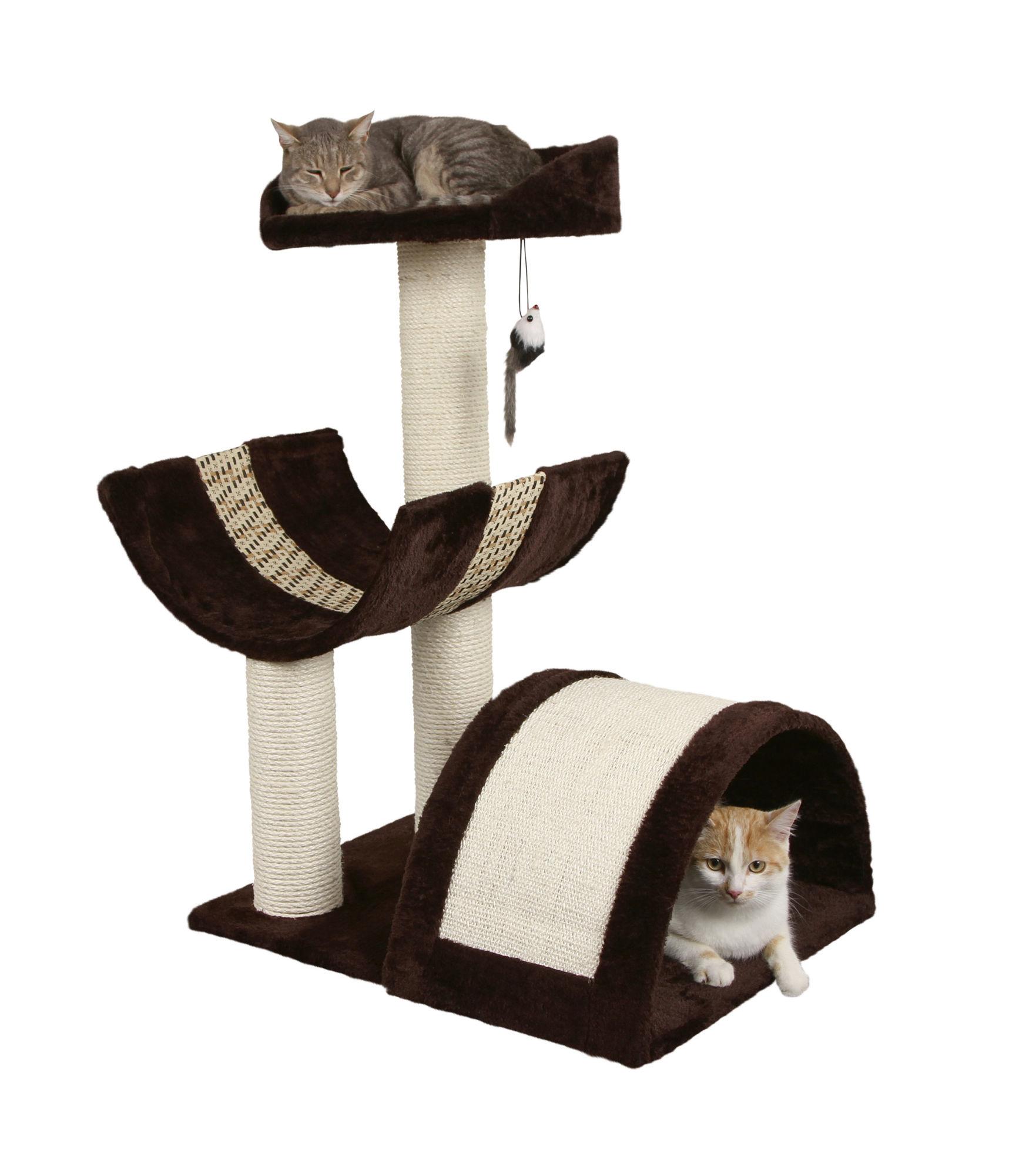 Ansamblu de joaca pentru pisici Kerbl Safari XL