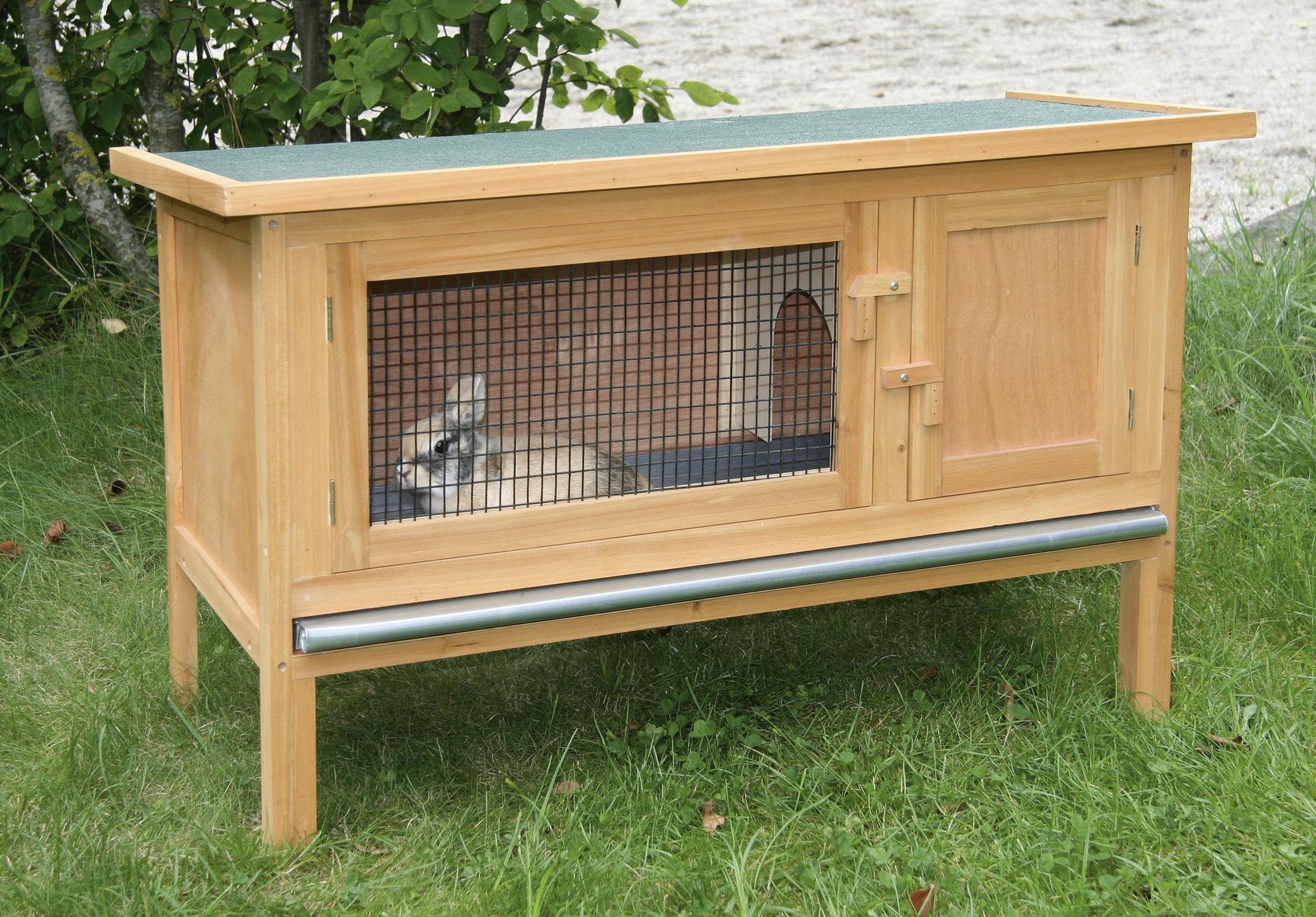 Cusca pentru iepuri Kerbl Cabin Fred