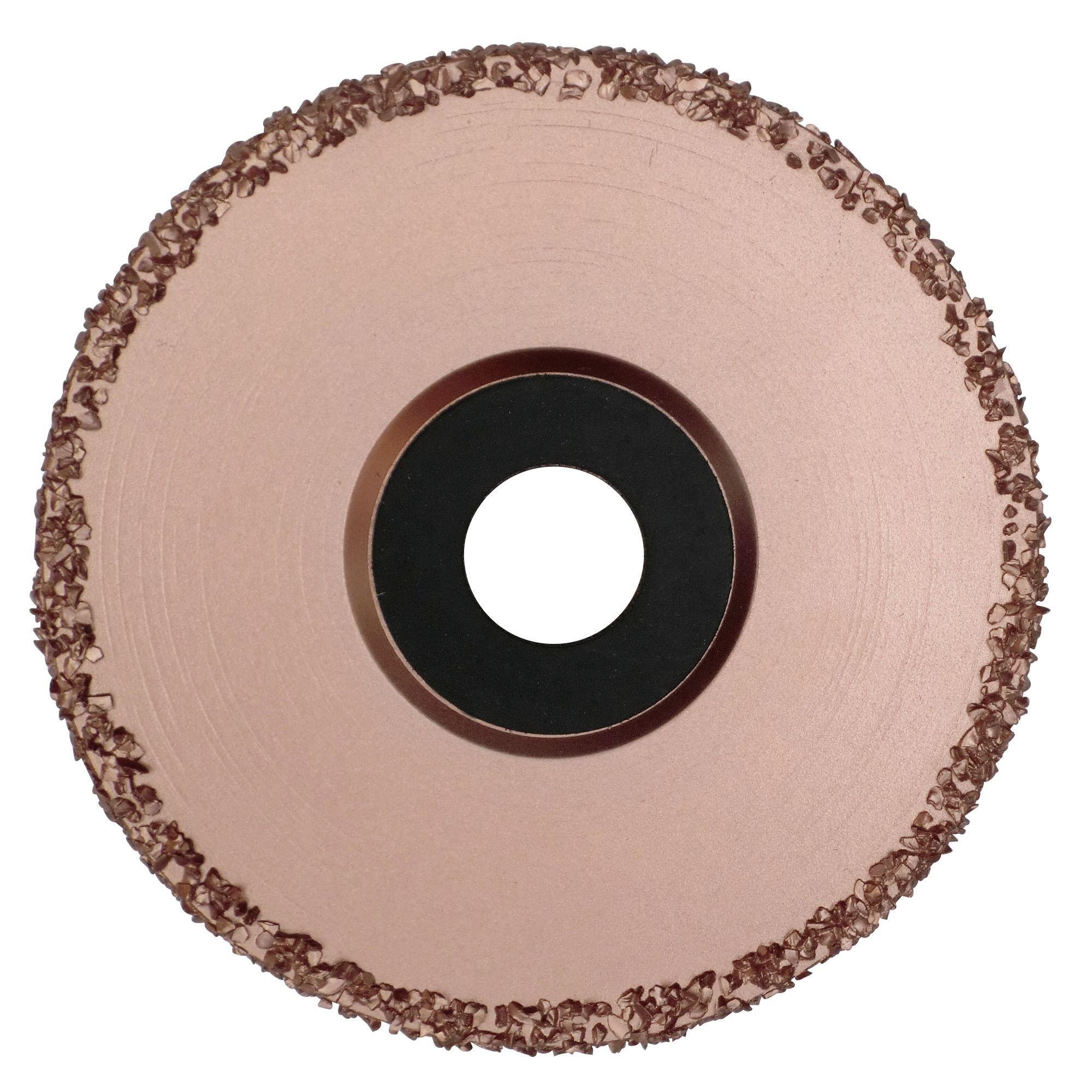 Disc de pilire a copitelor, pe ambele parti Kerbl - 115 mm