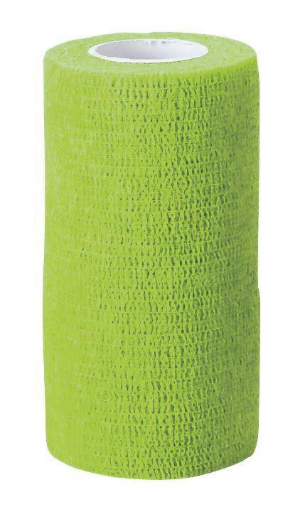 Bandaj verde pentru ongloane Vetlastic Kerbl - 7,5 cm
