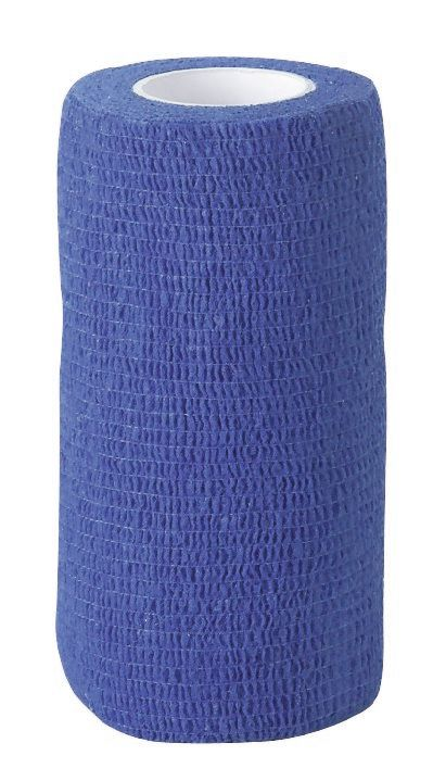 Bandaj albastru pentru ongloane Vetlastic Kerbl - 7,5 cm