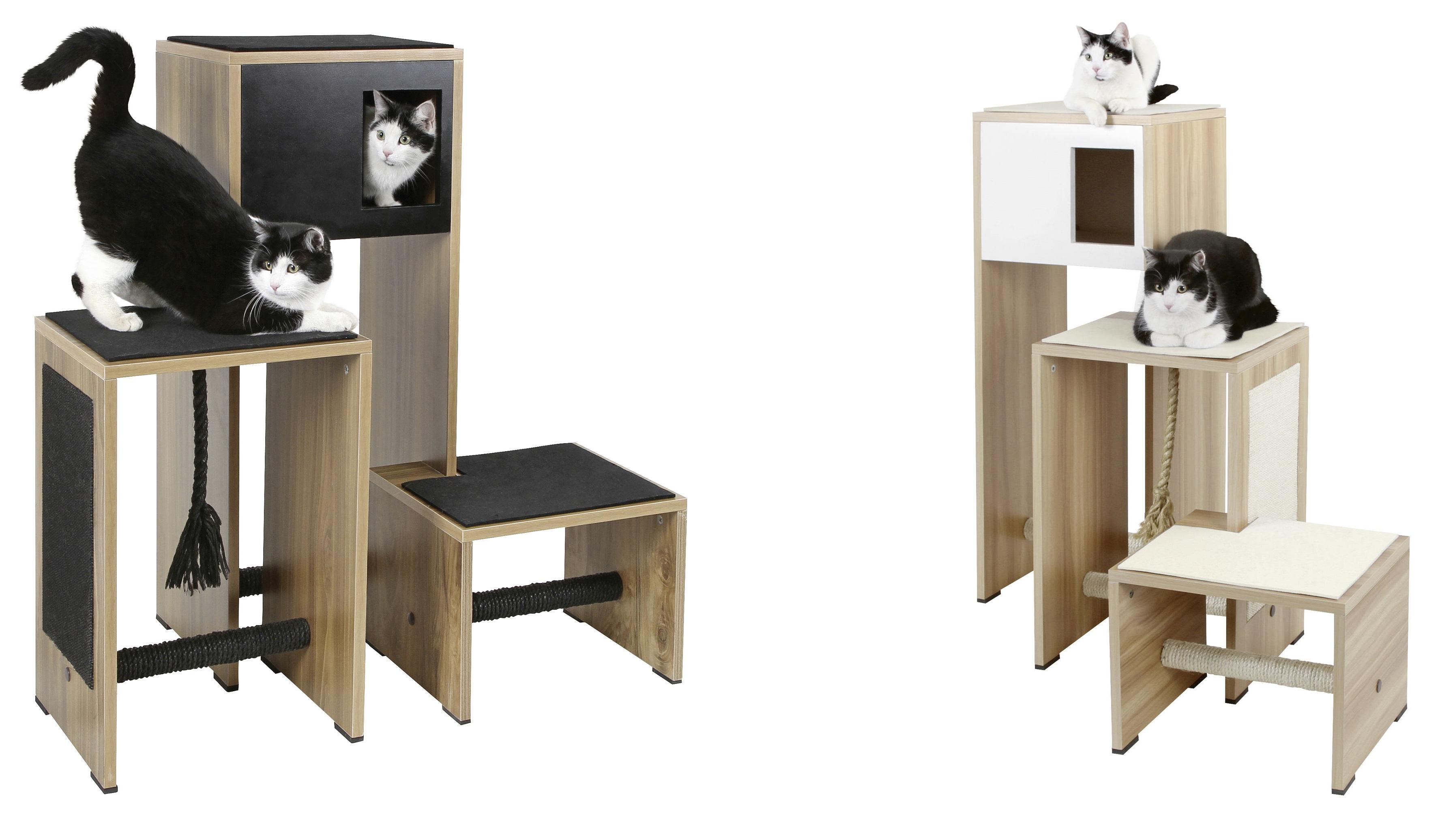 Ansamblu de joaca pentru pisici Kerbl Ambiente