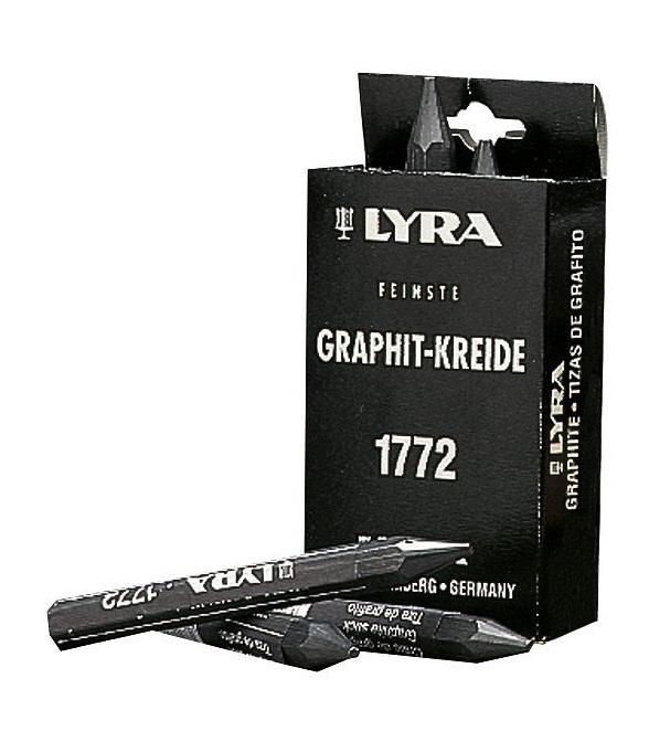 Creta forestiera grafit Lyra