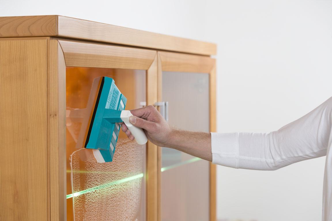 Speed Cleaner Single pentru spalarea vitrinelor