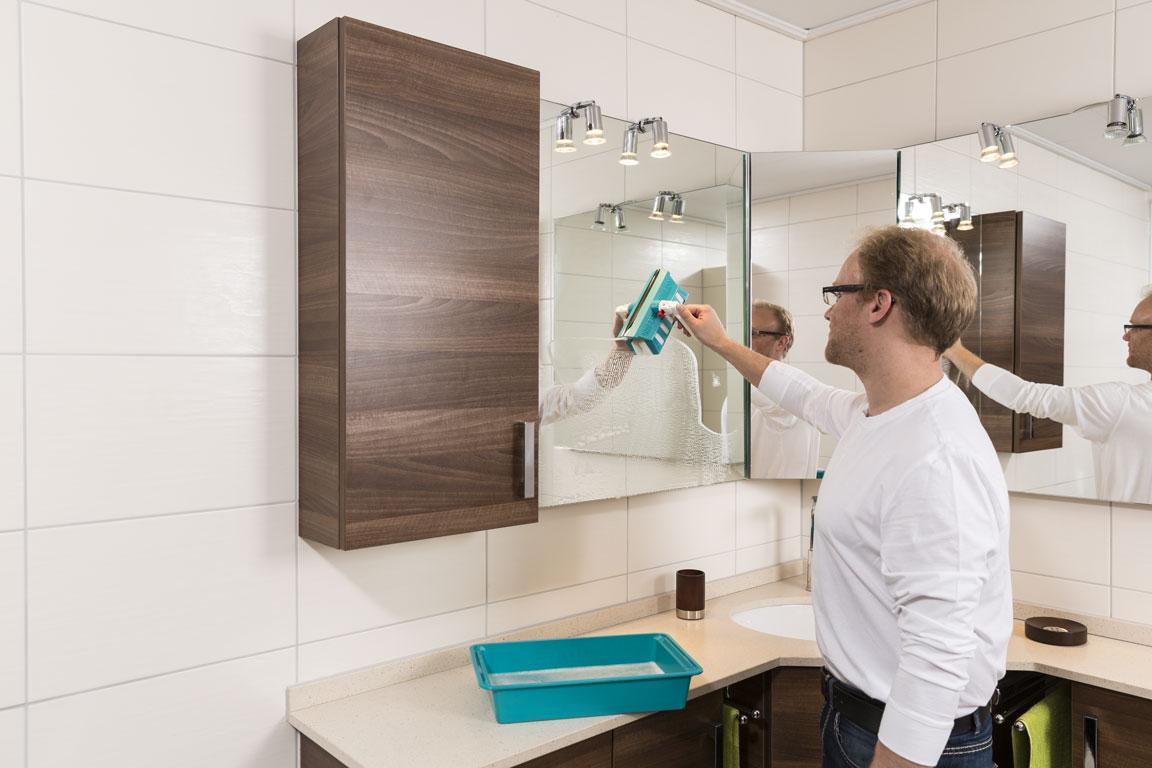 Speed Cleaner Plus - pentru spalarea oglinzii