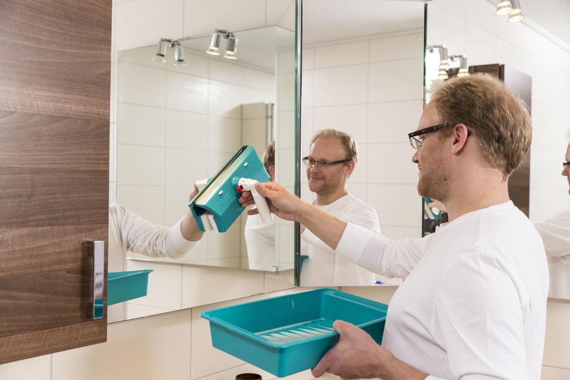 Speed Cleaner Profi pentru oglinzi