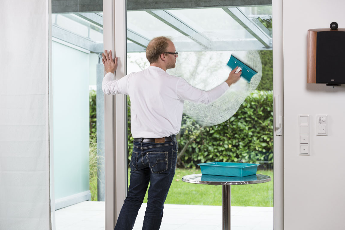 Speed Cleaner Profi pentru ferestre