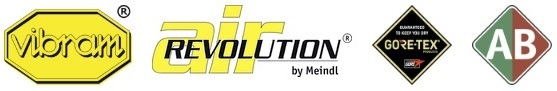 Verdon - Ghete Meindl Air Revolution Ultra