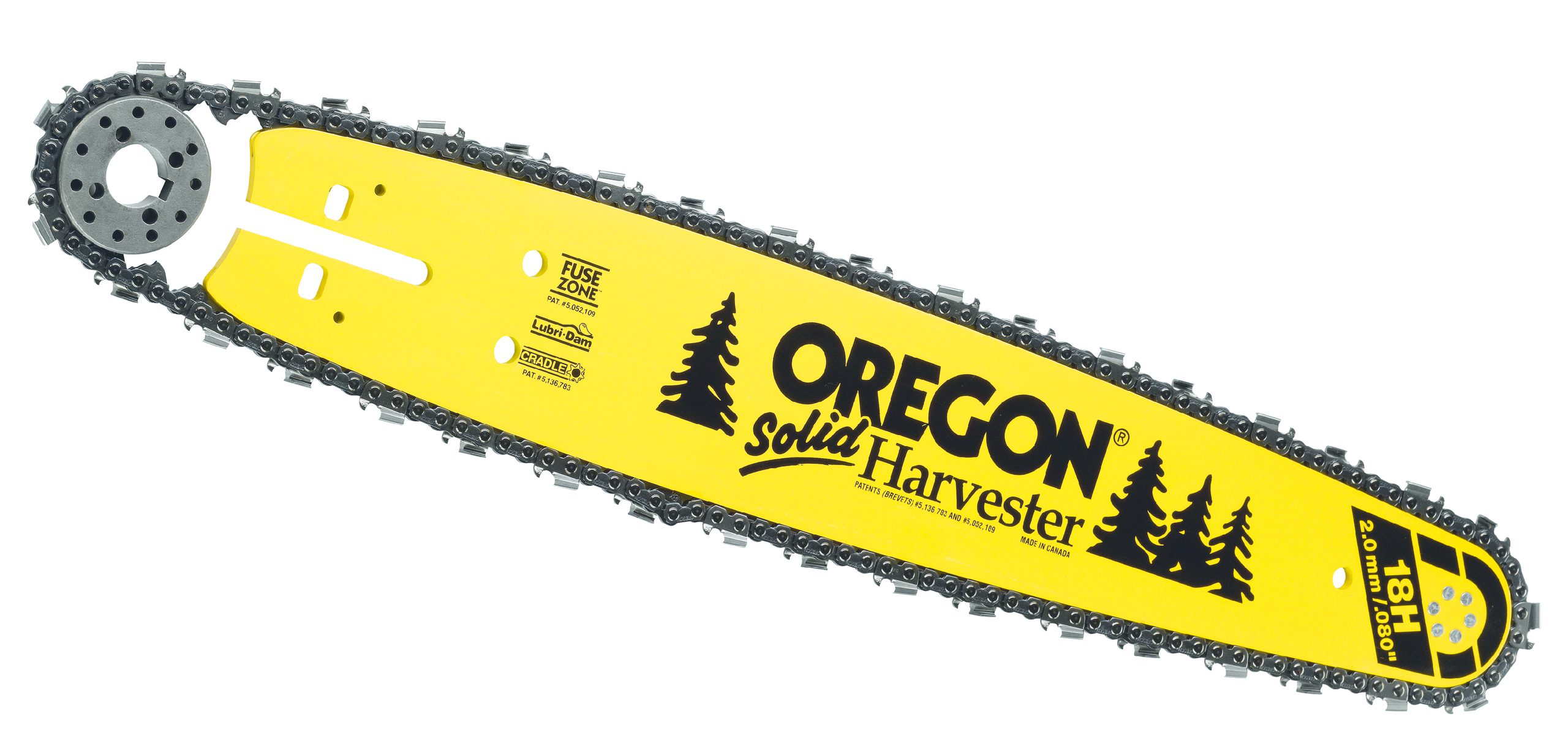 Sina Oregon Solid Harvester 18 HX 2,0 mm
