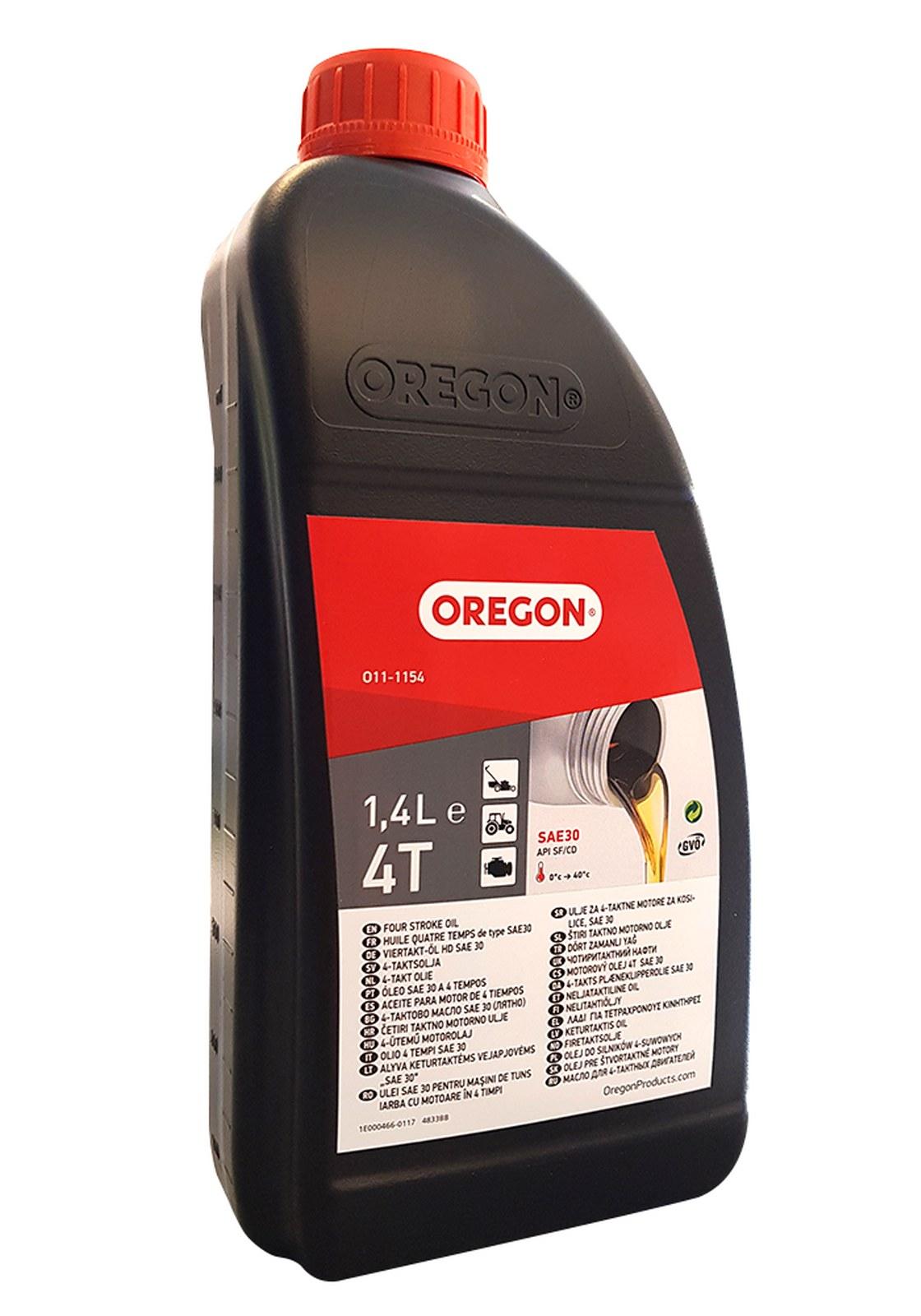 Ulei motor 4 T Oregon 1,4 litri