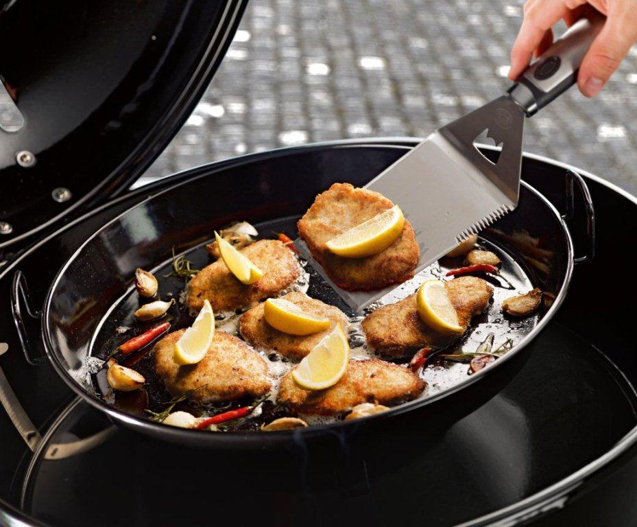 Spatula inox Gourmet Outdoorchef - Verdon