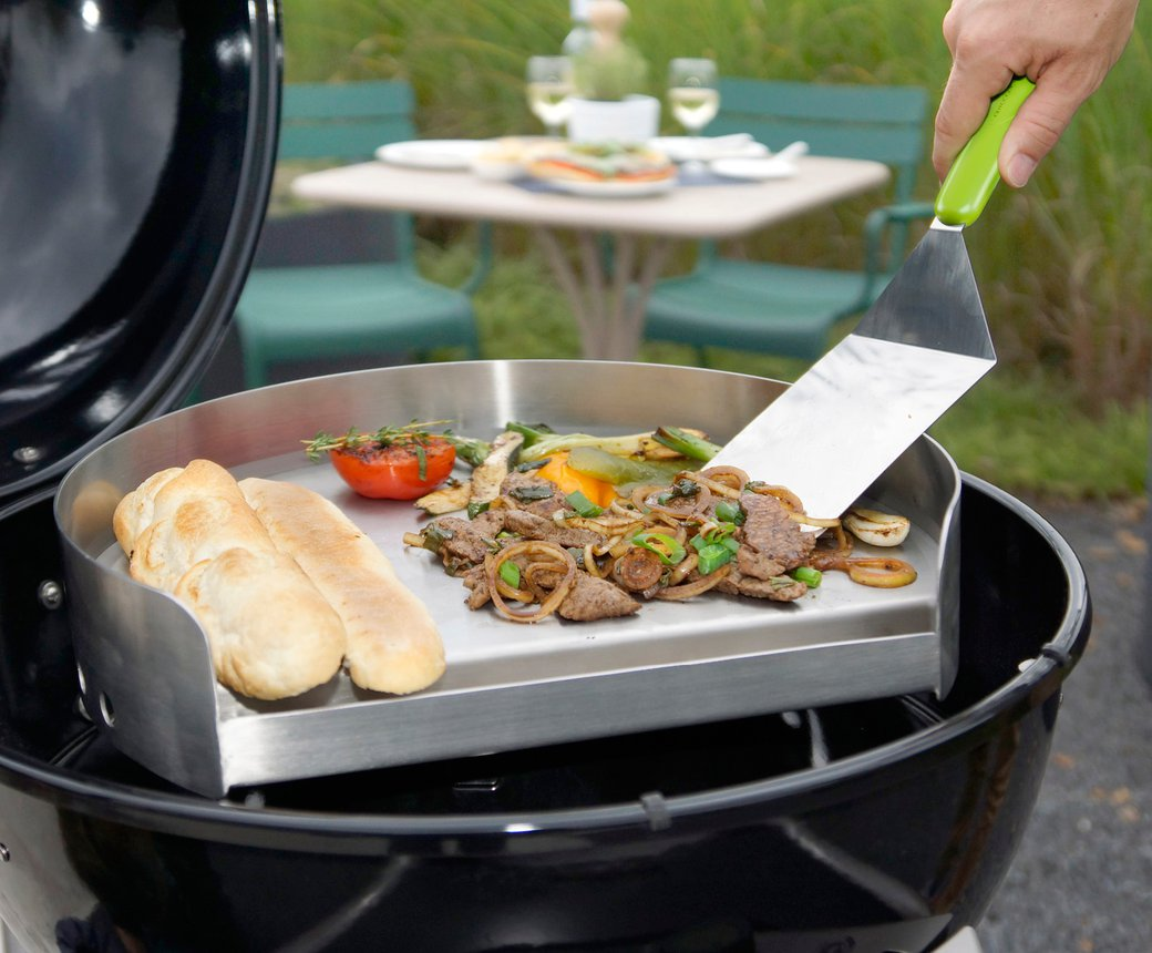 Plita Outdoorchef din inox multifunctionala