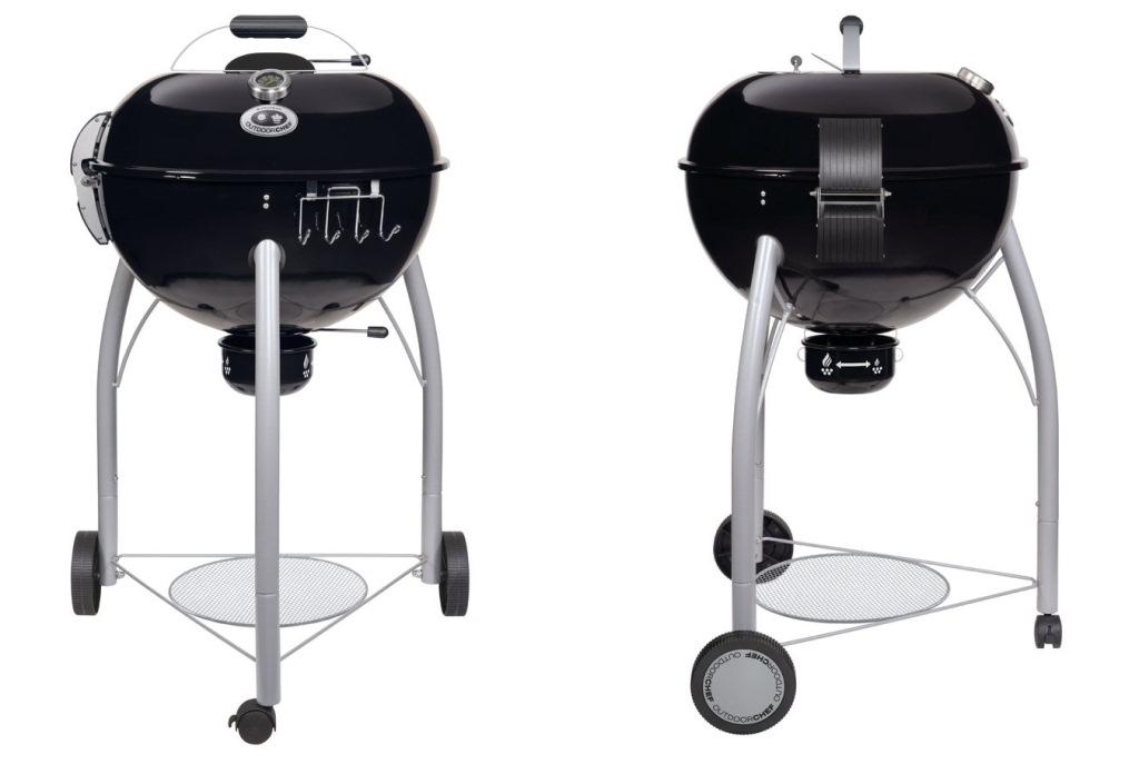 Grill cu carbune Rover 570 C Outdoorchef - Verdon