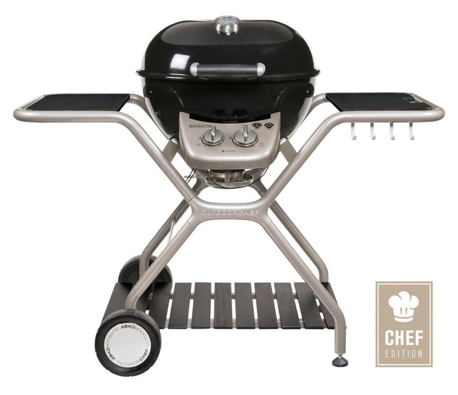 Grill pe gaz Montreux 570 G Chef Edition de la Outdoorchef - Verdon