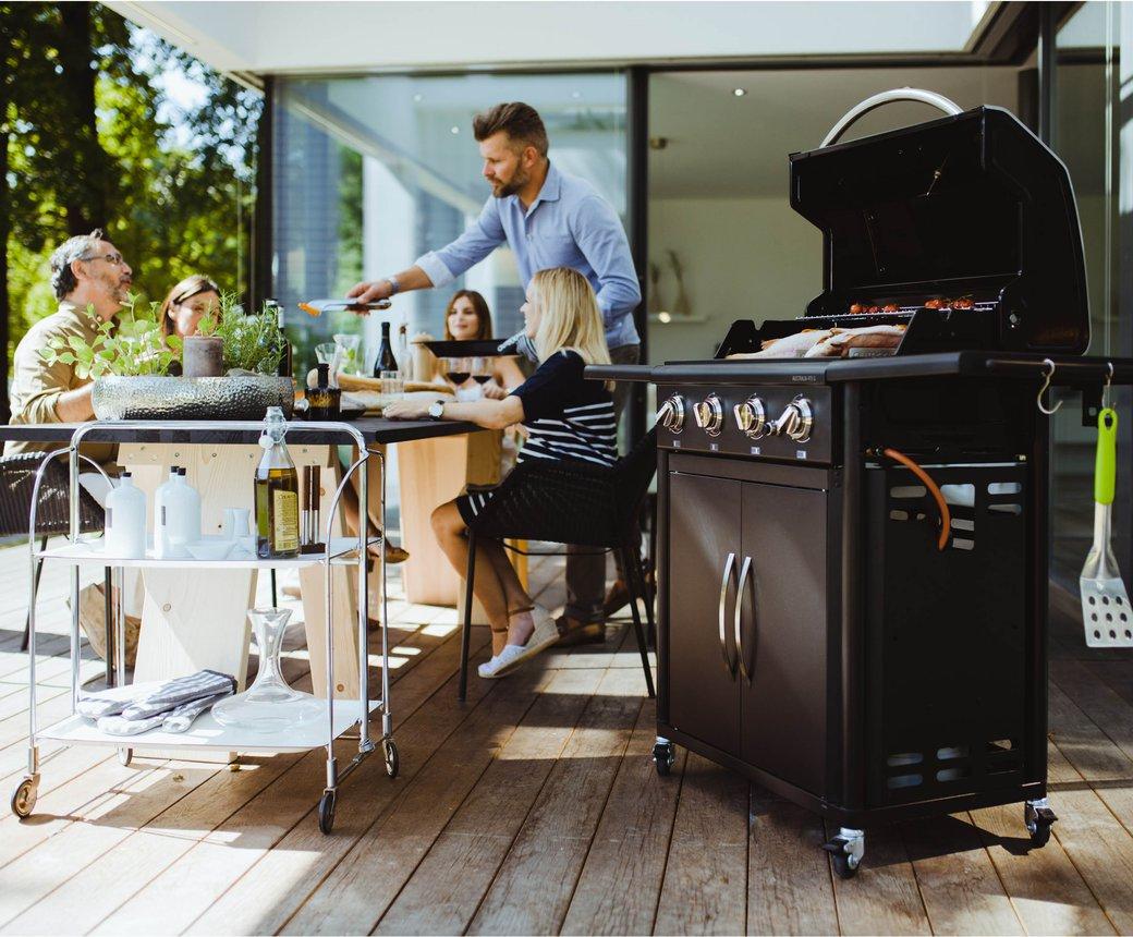 Grill de terasa Outdoorchef Australia 425 G