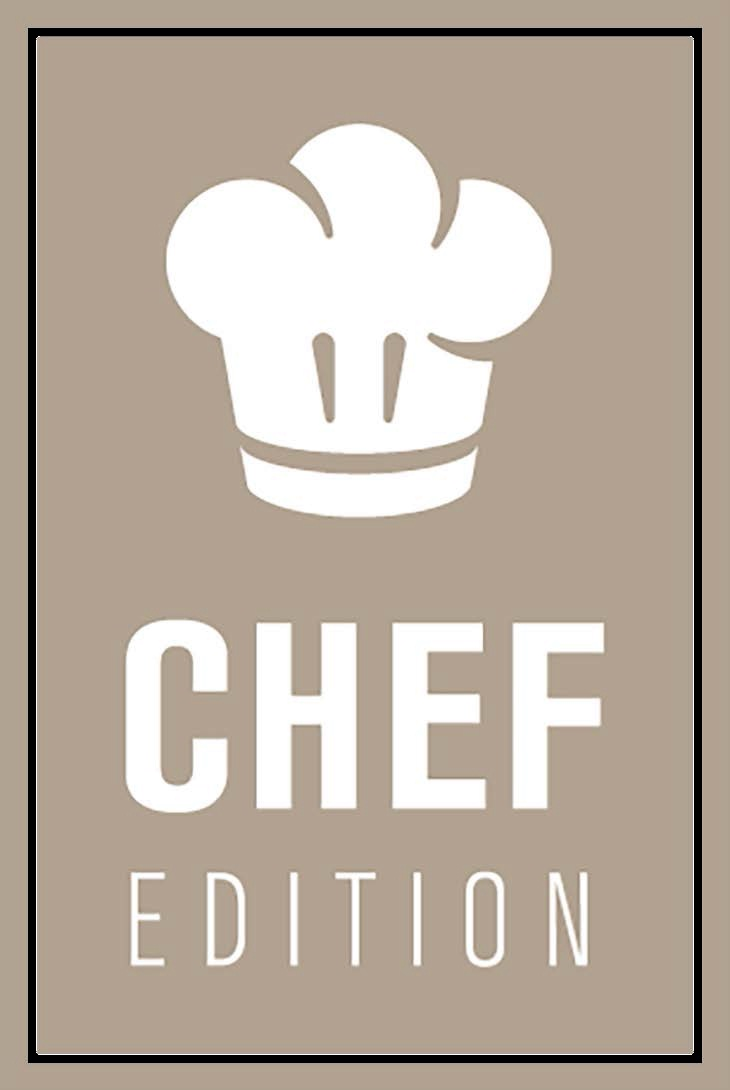Linia exclusivista de produse Chef Edition