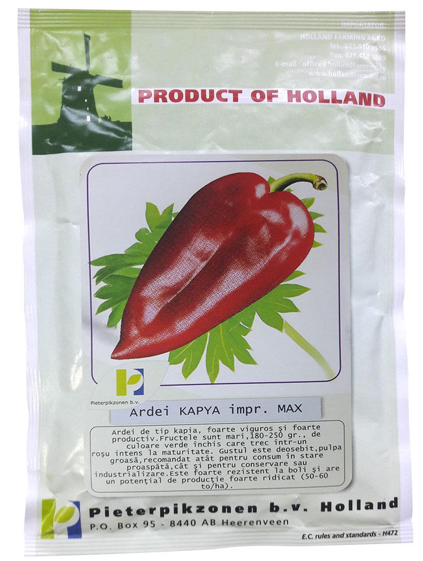 Verdon - Seminte ardei kapia PPZ Olanda