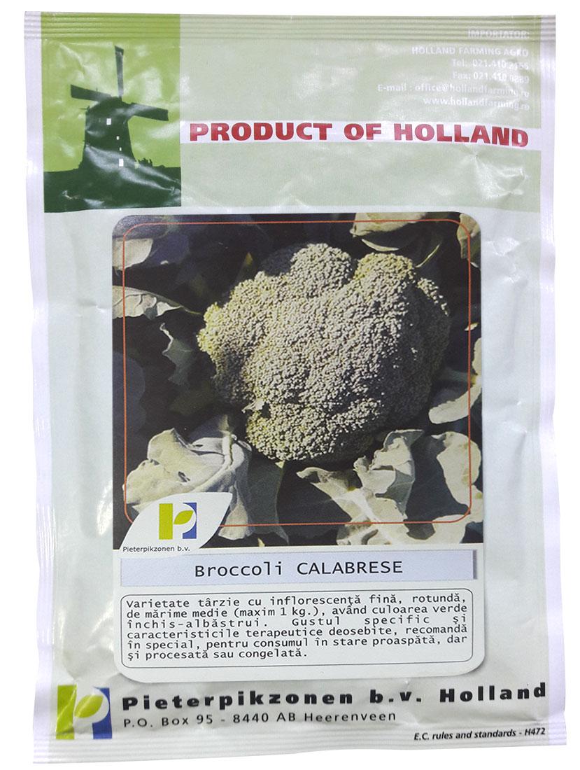 Verdon - Seminte broccoli Calabrese PPZ Olanda