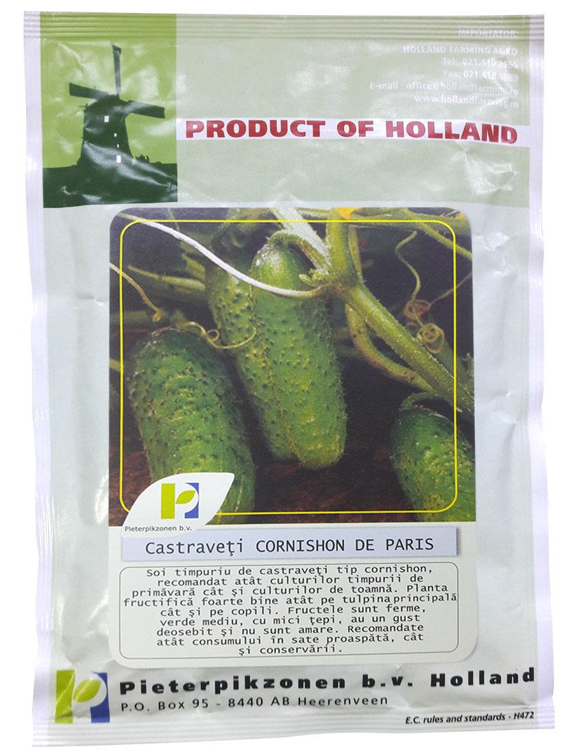 Verdon - Seminte castraveti cornison de Paris PPZ Olanda