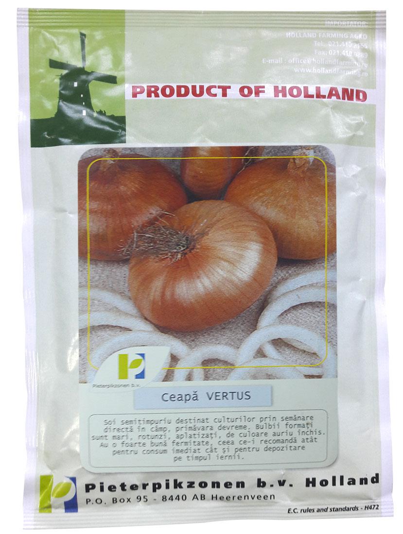 Verdon - Seminte ceapa alba Vertus PPZ Olanda