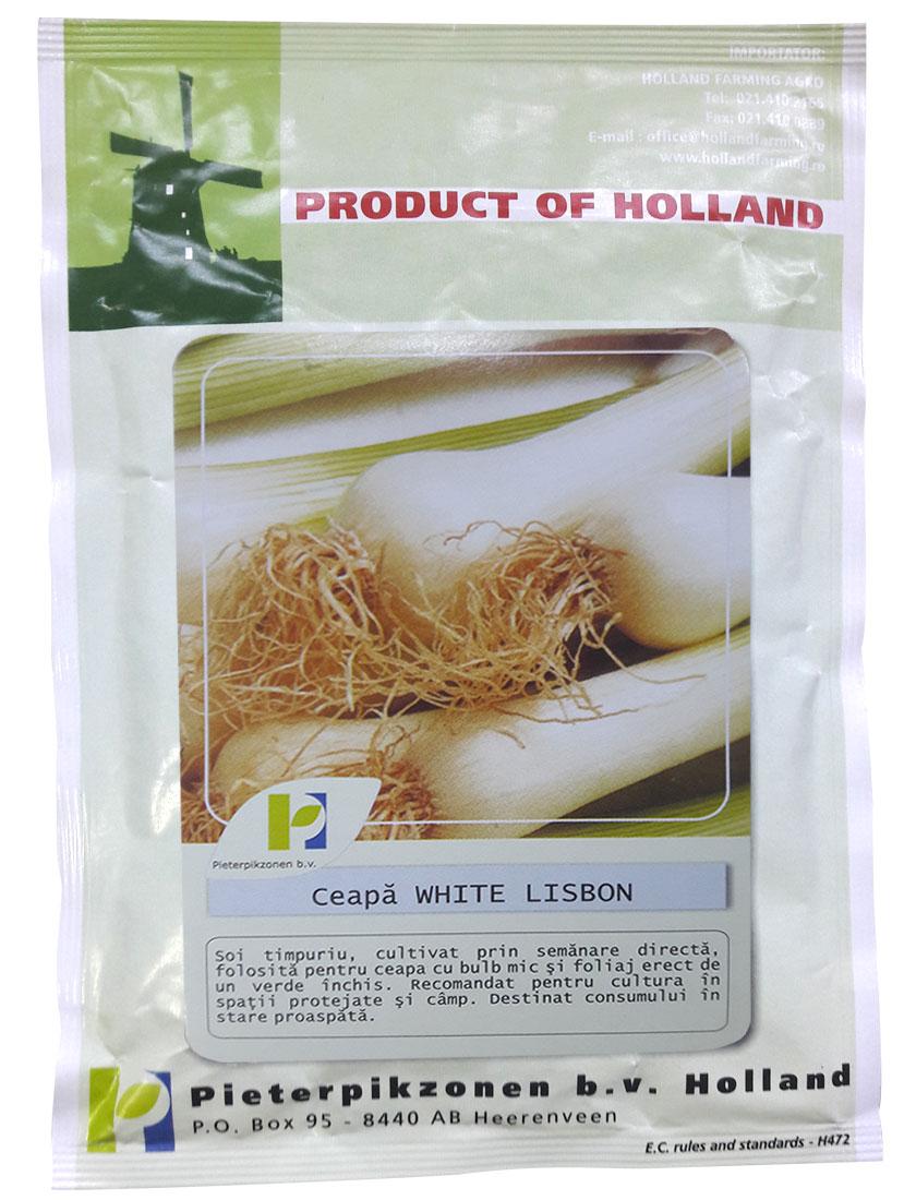 Verdon - Seminte ceapa verde White Lisbon PPZ Olanda