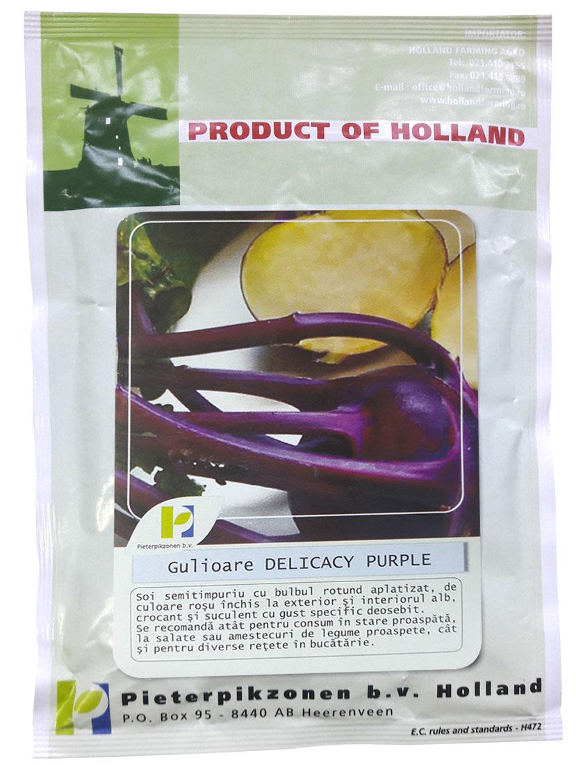 Verdon - Seminte gulioare Delicacy Purple PPZ Olanda