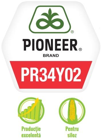 Logo Pioneer PR34Y02
