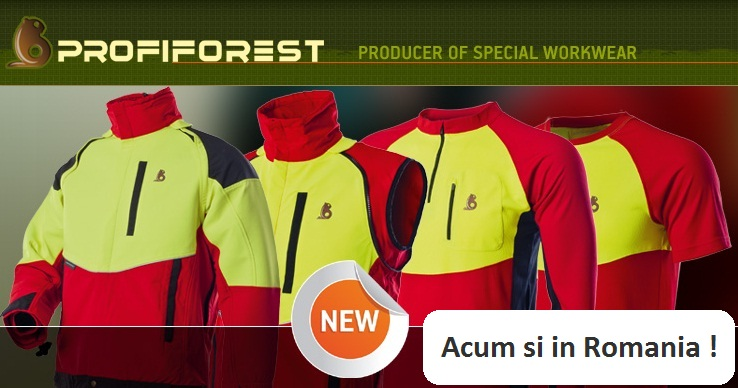 Profiforest acum si in Romania