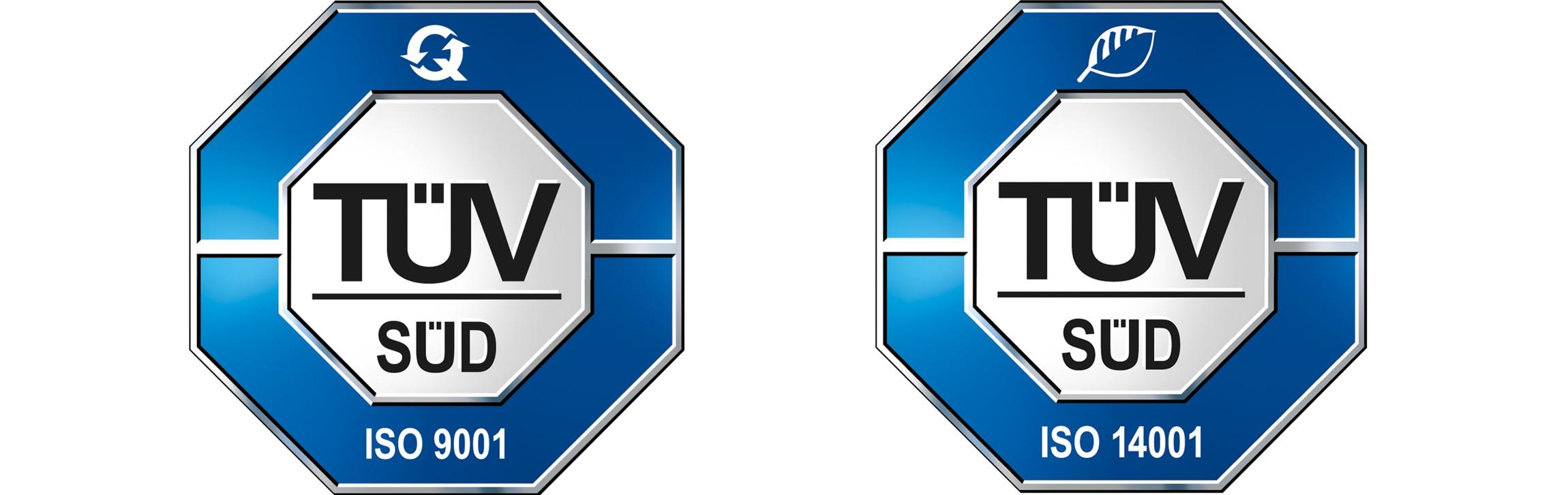 RUD ISO9001 & 14001