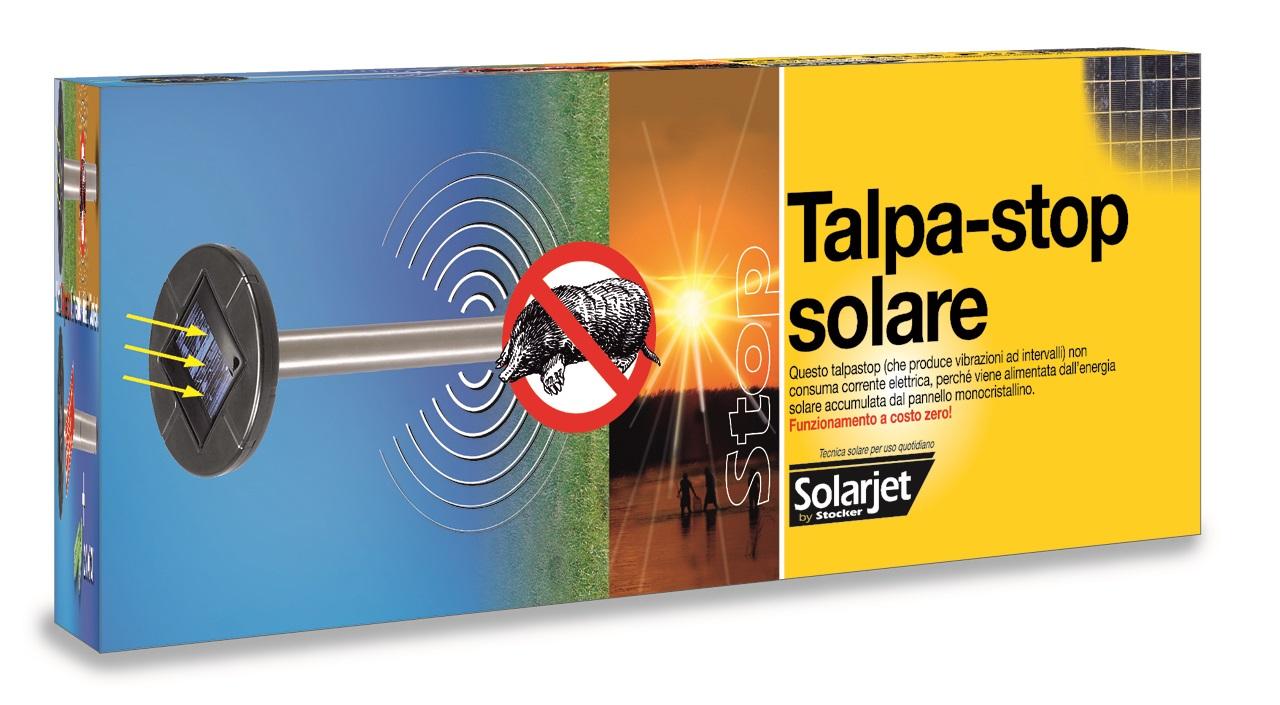 Lampa solara impotriva cartitei - Verdon