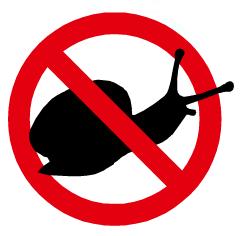 Logo anti melci