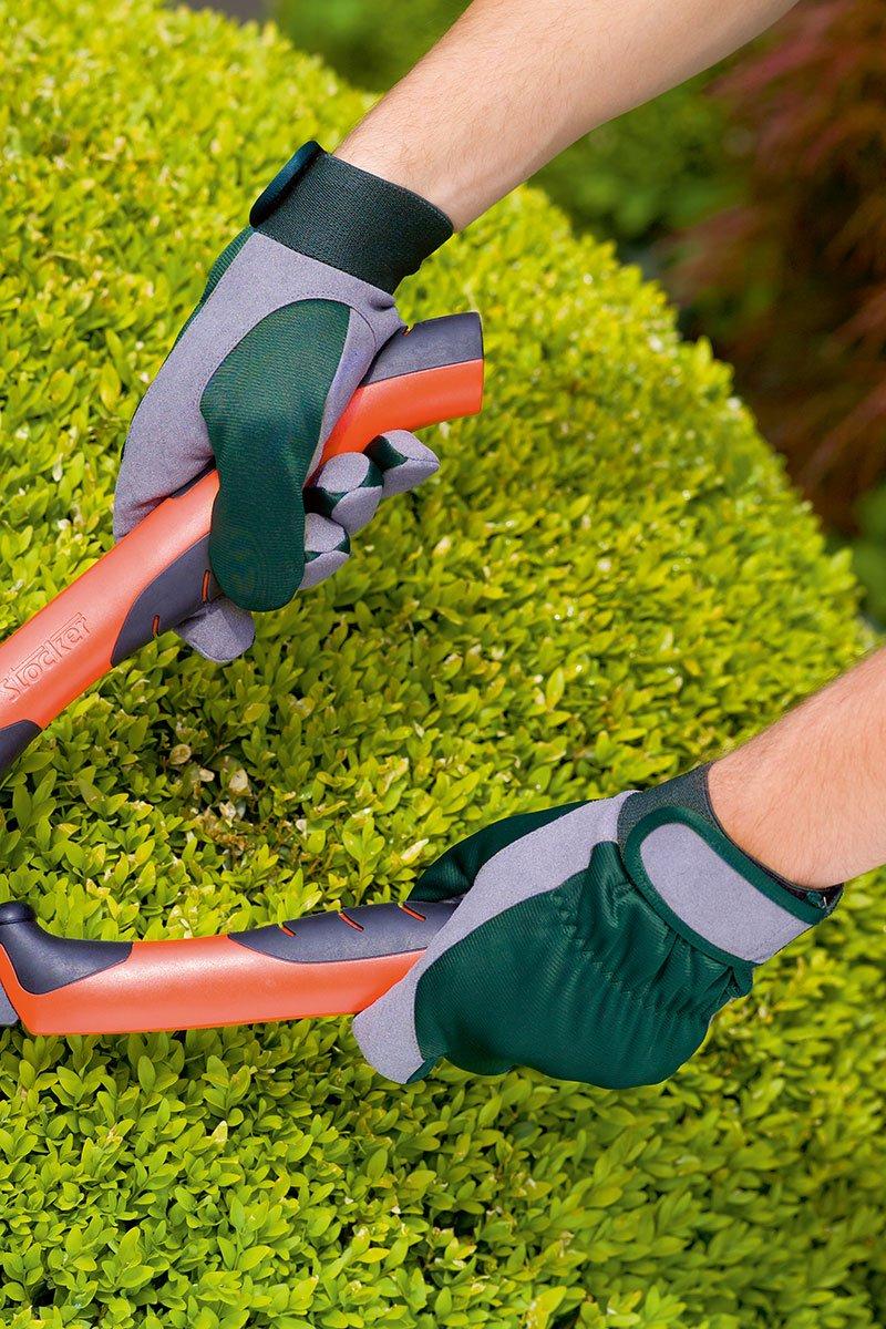 Manusi de lucru iarna Stocker verde - Verdon