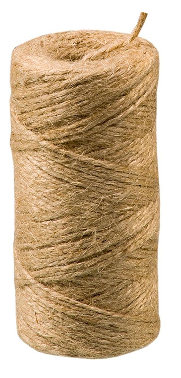 Fir biodegradabil din fibra de iuta Jutec - Verdon