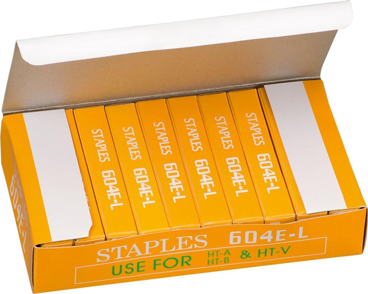 Capse aparat de legat cu banda (10 cutii a cate 4.800 capse)