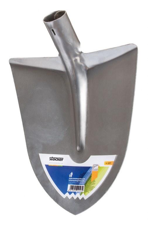 Lopata aluminiu Stocker (fara coada)