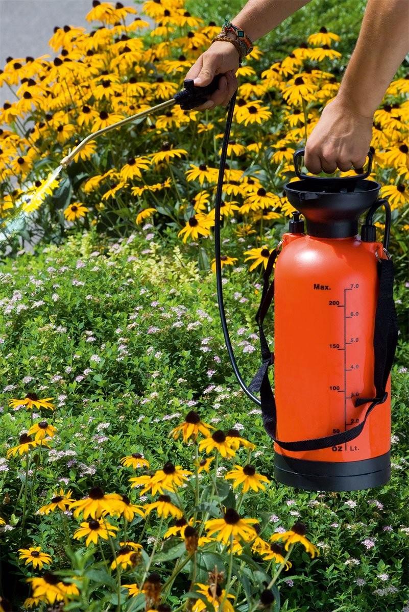 Pompa Stocker manuala cu rezervor de 5 litri