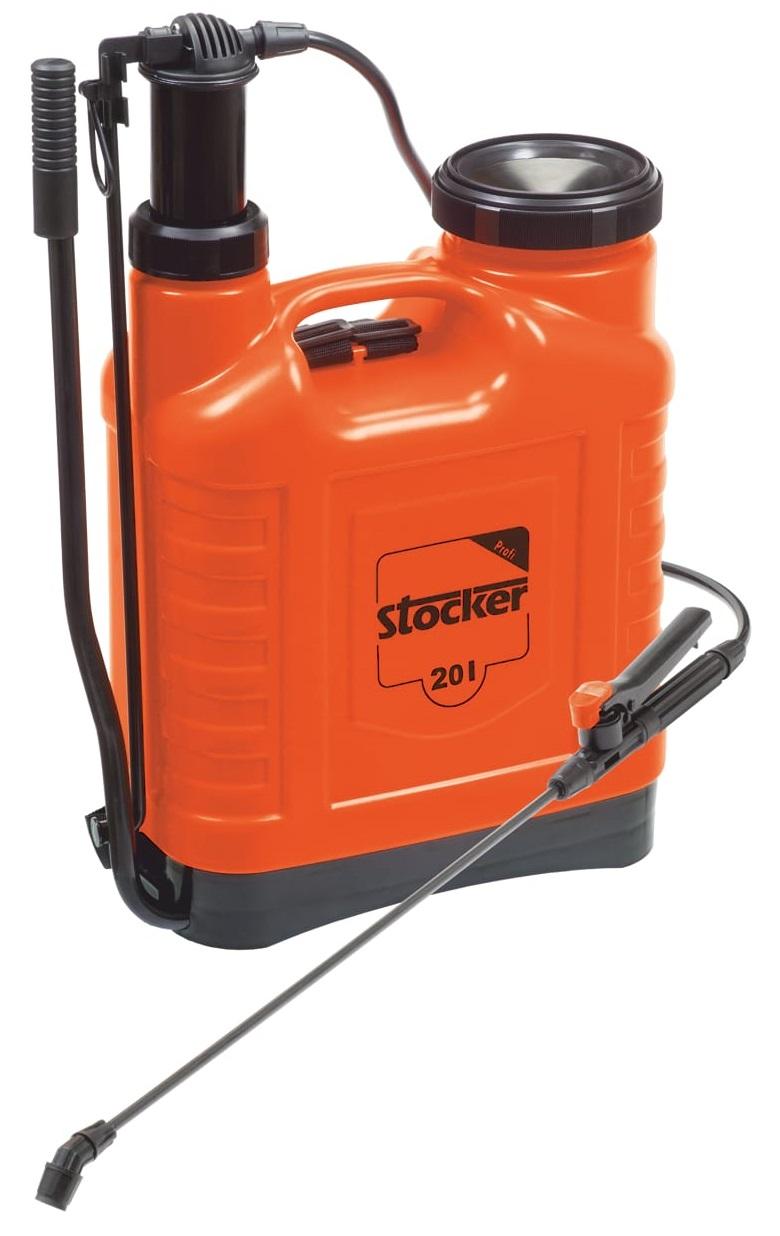 Pompa de stropit Stocker manuala cu presiune tip rucsac 20 litri
