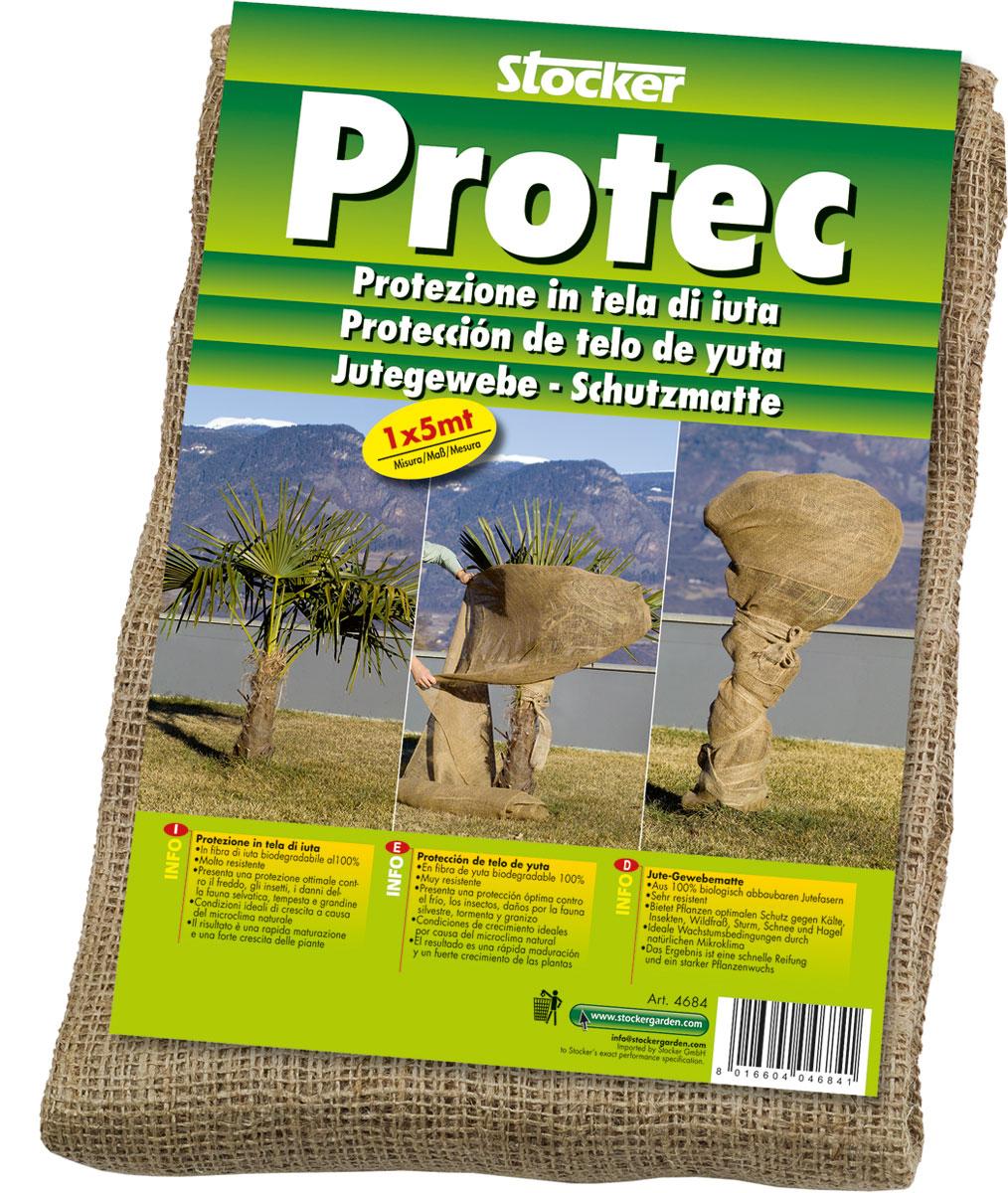 Husa iuta Protec protectie plante natur