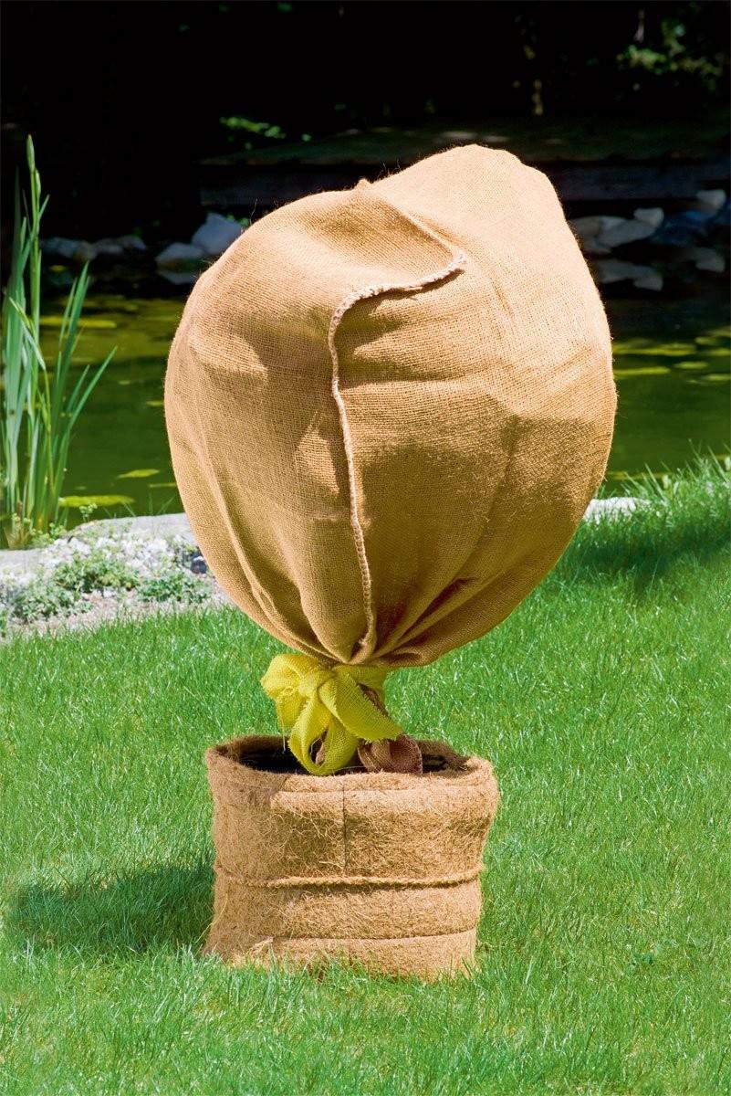 Husa iuta protectie plante