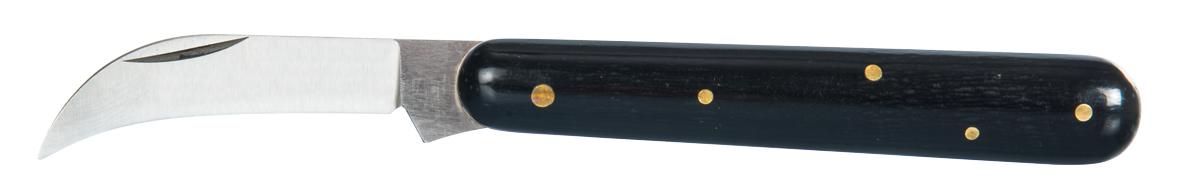 Cutit pentru altoit Stocker cu lama secera (55 mm)