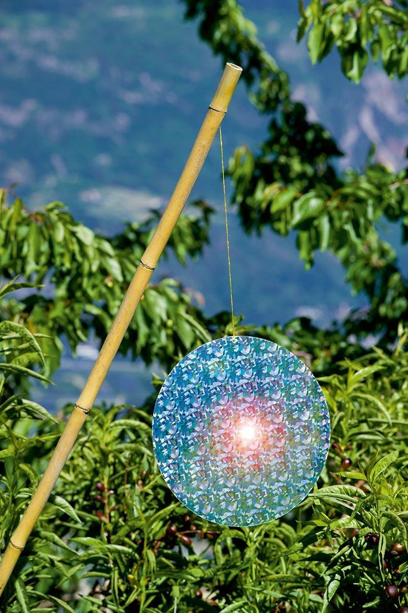 Disc reflectorizant Disco speriat pasari 30 cm - Verdon