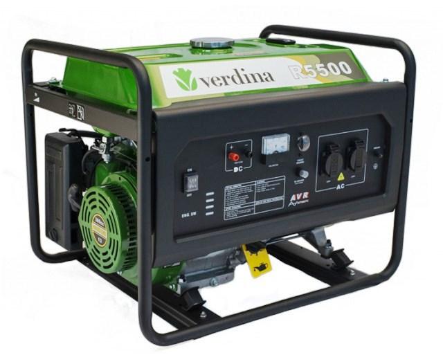 Generator de curent Verdina R5500 - Verdon
