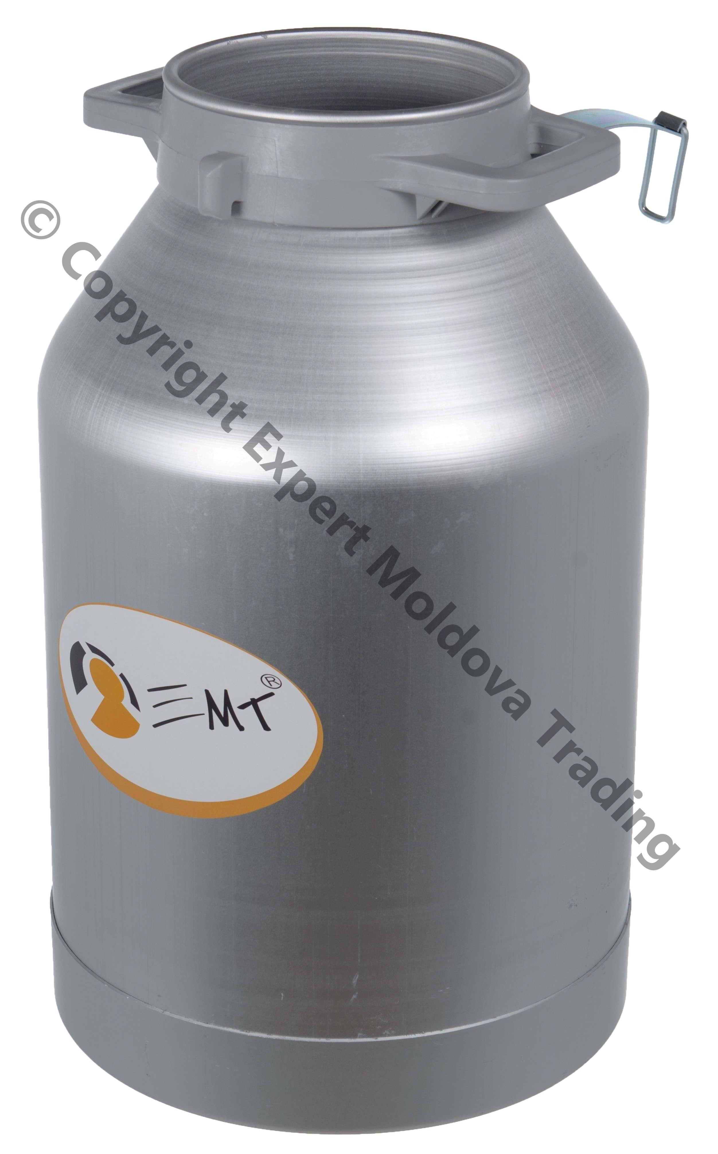 Bidon transport aluminiu